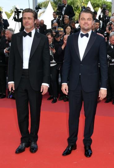 Brad Pitt and Leonardo DiCaprio-2