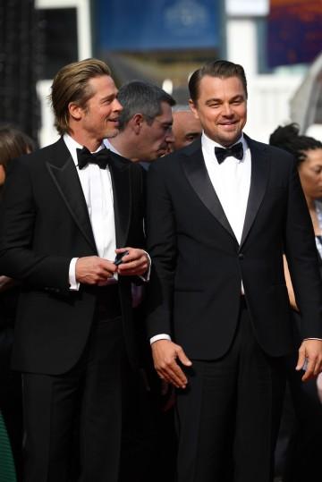 Brad Pitt and Leonardo DiCaprio-3