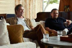 Brad PittLeonardo DiCaprio Quentin Tarantino Esquire Summer 2019-12