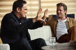 Brad PittLeonardo DiCaprio Quentin Tarantino Esquire Summer 2019-15