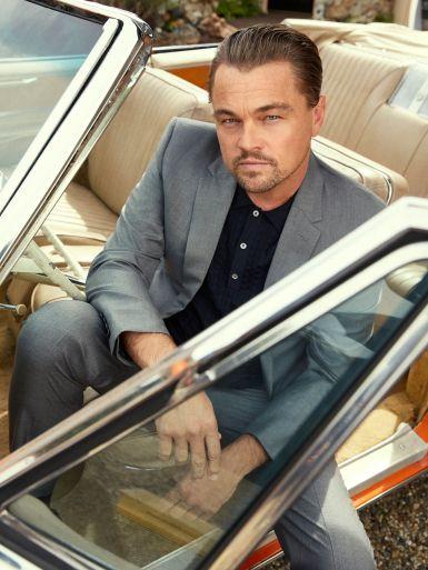 Brad PittLeonardo DiCaprio Quentin Tarantino Esquire Summer 2019-5