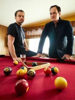 Brad PittLeonardo DiCaprio Quentin Tarantino Esquire Summer 2019-7