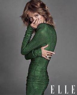 Céline Dion ELLE US June 2019-1