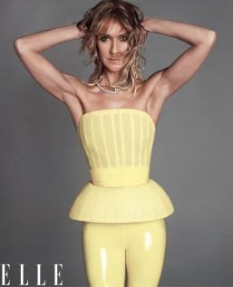 Céline Dion ELLE US June 2019-3