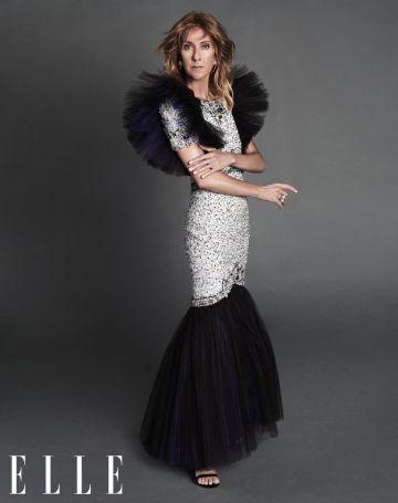 Céline Dion ELLE US June 2019-4