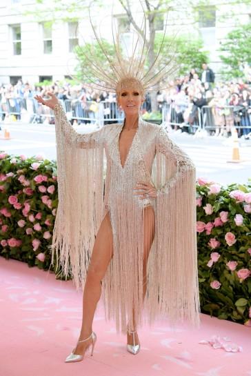 Celine Dion in Oscar de la Renta-5