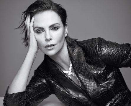 Charlize Theron Marie Claire US June 2019-1