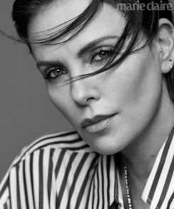 Charlize Theron Marie Claire US June 2019-3