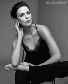 Charlize Theron Marie Claire US June 2019-4