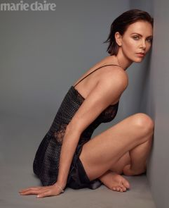 Charlize Theron Marie Claire US June 2019-5