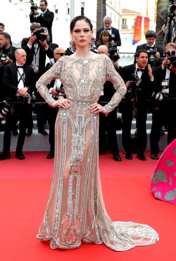 Coco Rocha in Elie Saab Spring 2018 Couture-5