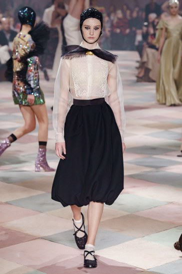 Dior Spring 2019 Couture