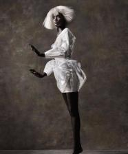 Duckie Thot for Iris van Herpen by Albert Watson-2
