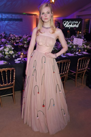 Official Trophee Chopard Dinner - 72nd Cannes International Film Festival