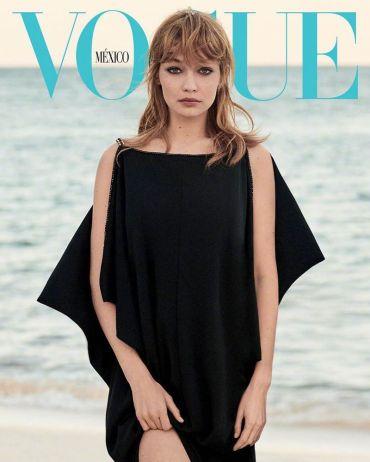 Gigi Hadid Vogue Mexico June 2019 Cover B