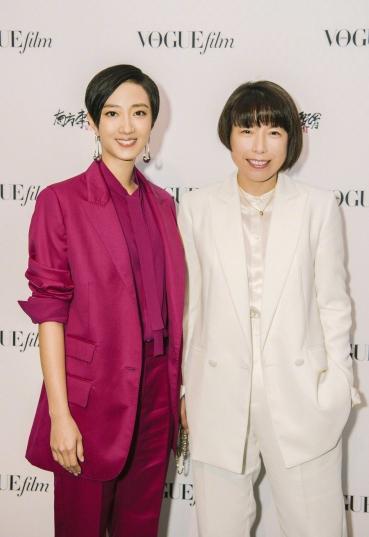 Gwey Lun Mei in Stella McCartney Pre-Fall 2019-5