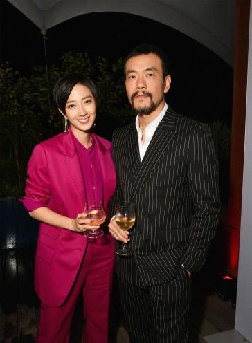 Gwey Lun Mei in Stella McCartney Pre-Fall 2019-6