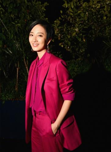 Gwey Lun Mei in Stella McCartney Pre-Fall 2019-8