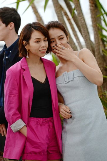 Hsia Yu Chiao in Closed-4
