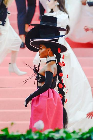 Janelle Monáe in Christian Siriano-1