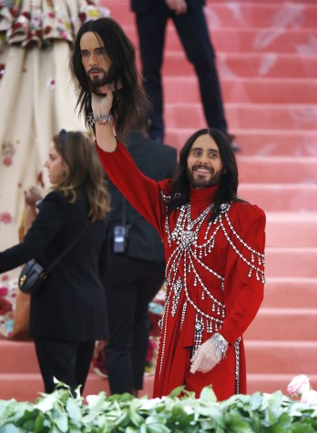 Jared Leto in Gucci-5