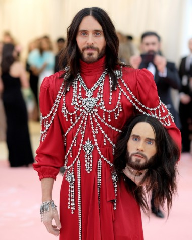 Jared Leto in Gucci-6