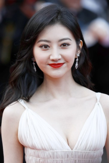 Jing Tian in Dior Spring 2019 Couture-2