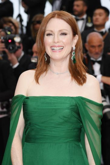 Julianne Moore in Dior