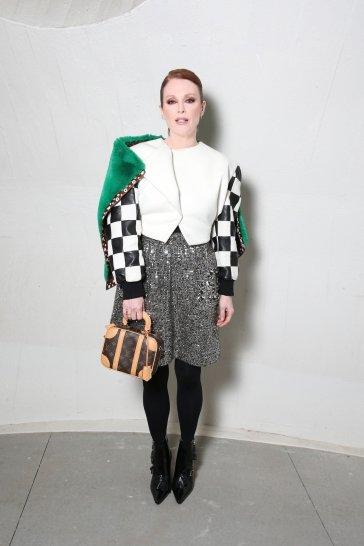 Julianne Moore in Louis Vuitton Fall 2019-1