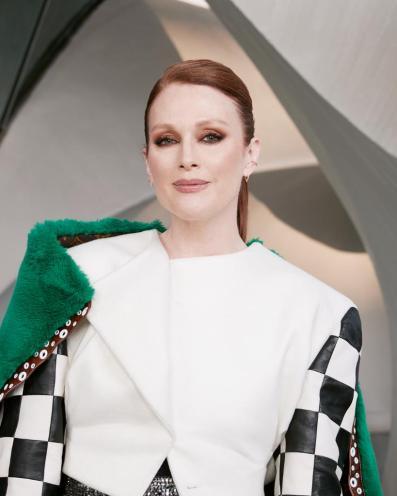 Julianne Moore in Louis Vuitton Fall 2019-3