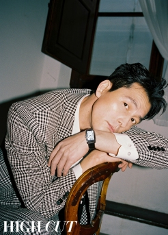Jung Woo-sung HIGH CUT May 2019-1