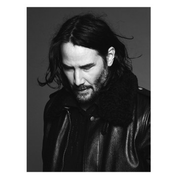 Keanu Reeves Saint Laurent Fall 2019 Campaign -1
