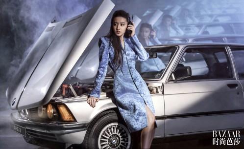 Koki and Jackson Yi for Harper's Bazaar China June 2019-5