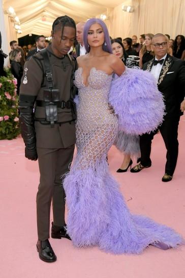 Kylie Jenner in Atelier Versace-5