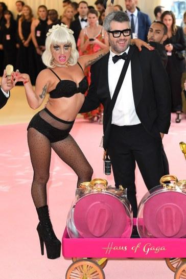 Lady Gaga in Brandon Maxwell-1