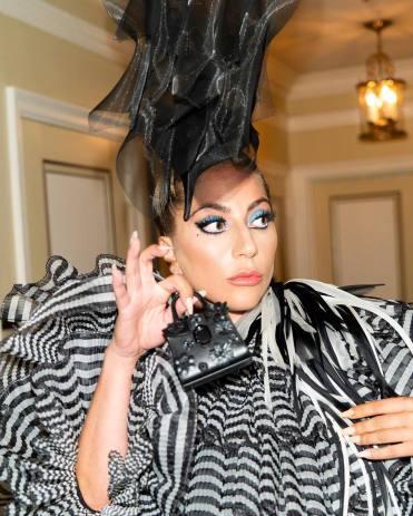 Lady Gaga in Marc Jacobs Fall 2019-2