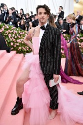 Michael Urie in Christian Siriano-6