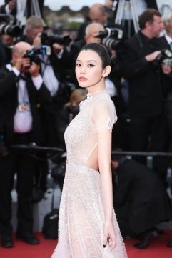 Ming Xi in Inbal Dror Capri 2019 Bridal Collection-6