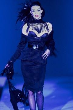 Mugler Spring 1997 Couture-1