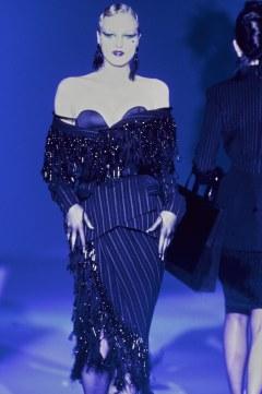 Mugler Spring 1997 Couture