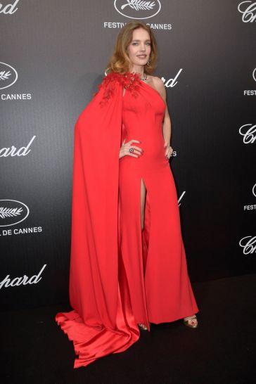Natalia Vodianova in Atelier Versace Spring 2019 Couture-2