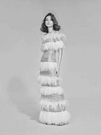 Nicole + Felicia Fall 2019 Couture