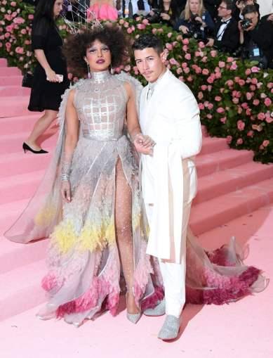 Priyanka Chopra in Dior Couture