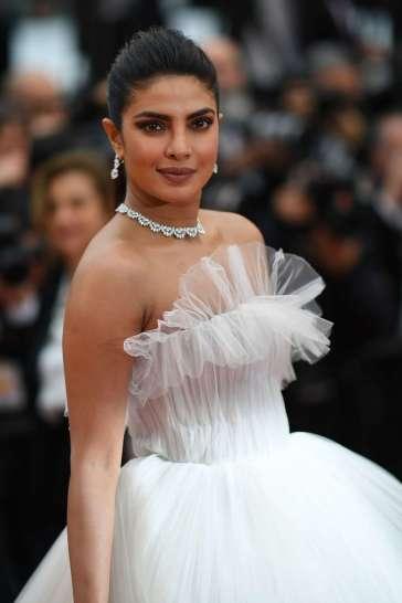Priyanka Chopra in Georges Hobeika Bridal Spring 2020-6