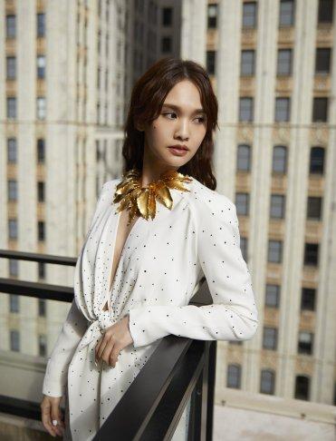 Rainie Yang in Louis Vuitton Pre-Fall 2019-3