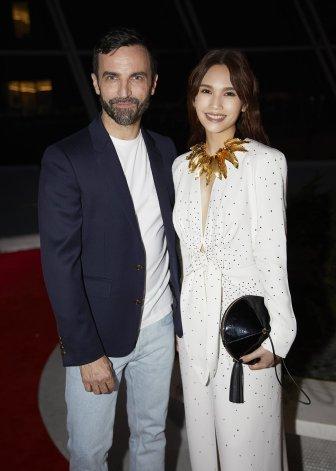 Rainie Yang in Louis Vuitton Pre-Fall 2019-5