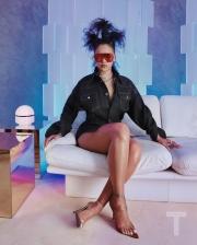 Rihanna for T Magazine Spring 2019-2