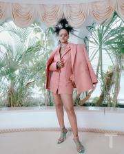 Rihanna for T Magazine Spring 2019-3