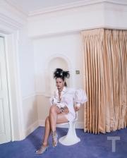 Rihanna for T Magazine Spring 2019-4