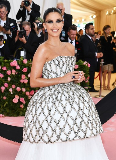 Sara Sampaio in August Getty Atelier Spring 2019 Couture-4
